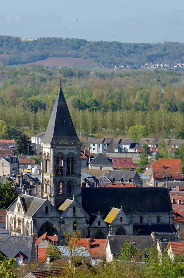 Eglise Notre-Dame de Vailly